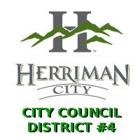 Herriman city council district #4 race